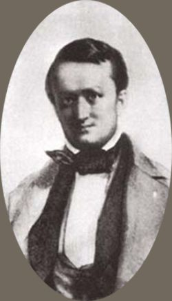 Richard Wagner 1850